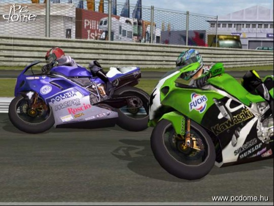 Superbike 2001 cheat