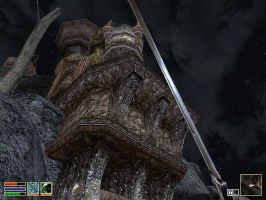 The Elder Scrolls III: Morrowind cheat