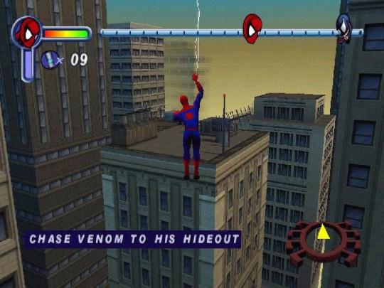 Spider-Man cheat